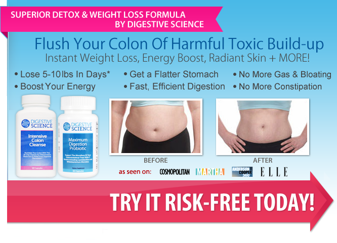 Colon Cleanse Banner